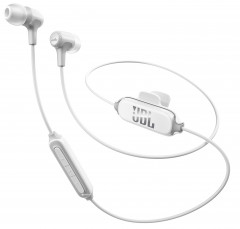 JBL In-Ear Headphone Bluetooth E25BT White (JBLE25BTWHT)