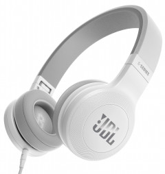 JBL On-Ear Headphone E35 White (JBLE35WHT)