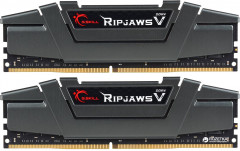 Оперативная память G.Skill DDR4-3200 16384MB PC4-25600 (Kit of 2x8192) Ripjaws V (F4-3200C16D-16GVGB)