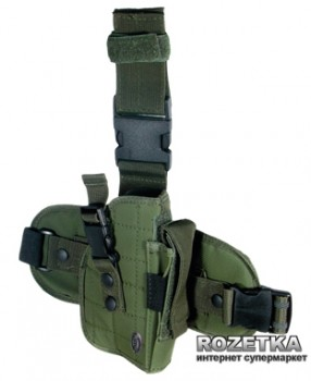 Кобура пов'язка Leapers UTG Special Ops Universal PVC-H178G OD Green (23700542)