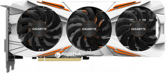 Gigabyte PCI-Ex GeForce GTX 1080 Ti Gaming OC 11GB GDDR5X (352bit) (1518/11010) (DVI, HDMI, 3 x Display Port) (GV-N108TGAMING OC-11GD)