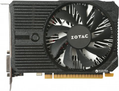 Zotac PCI-Ex GeForce GTX 1050 Mini 2GB GDDR5 (128bit) (1354/7000) (DVI, HDMI, DisplayPort) (ZT-P10500A-10L)