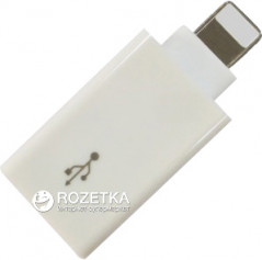 Переходник Value USB 2.0 OTG для iPhone 5/6/7/iPad (S0677)