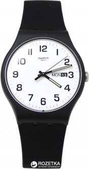 Мужские часы SWATCH Twice Again SUOB705
