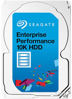 "Жесткий диск Seagate Enterprise Performance 10K HDD 600GB 10000rpm 128MB ST600MM0208 2.5"" SAS"