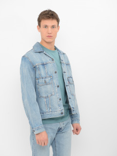 Джинсовая куртка Levi's Ironic Iconic Trucker Rope Bridge Truc 85240-0000 S