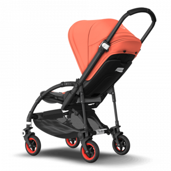 Прогулянкова коляска Bugaboo Bee 5 Coral Limited Edition (PV001470)