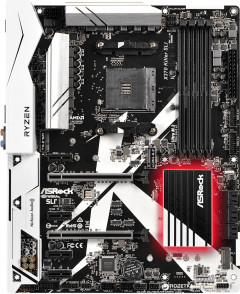 Материнская плата ASRock X370 Killer SLI (sAM4, AMD X370, PCI-Ex16)