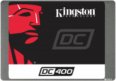 "SSD Kingston DC400 1.6TB 2.5"" SATAIII MLC (SEDC400S37/1600G)"