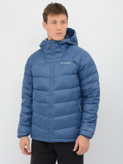 Пуховик Columbia Centennial Creek Down Hooded Jacket 1864496-452 S (0193855596061)