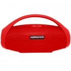 Портативна Bluetooth колонка Hopestar H32 з вологозахистом Red USB, FM (ft-173)