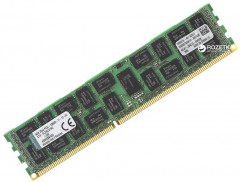 Память Kingston DDR3L-1600 16384MB PC3L-12800 ECC Registered HP (KTH-PL316LV/16G)