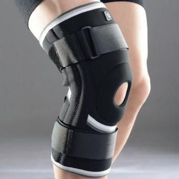 Фіксатор для коліна LiveUP Knee Support XL Black (LS5762-XL)