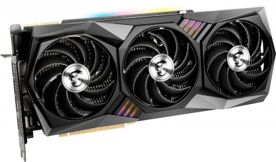 MSI PCI-Ex GeForce RTX 3090 GAMING TRIO 24GB GDDR6X (384bit) (1740/19500) (HDMI, 3 x DisplayPort) (RTX 3090 GAMING TRIO 24G)
