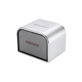 Портативная Bluetooth колонка Remax RB-M8 Mini Silver 57064