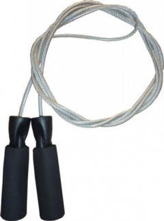 Скакалка Power System Speed Rope PS-4004 Black-steel (PS-4004_Black-Steel)