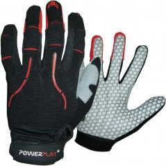 Велоперчатки PowerPlay 6662 L Black/Red (PP_6662_L_Red)