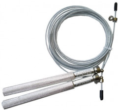 Скоростная скакалка Power System PS-4064 Ultra Jump Rope (PS_4064_Silver)