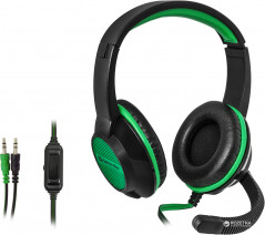 Defender Warhead G-200 Black-Green (64119gb)