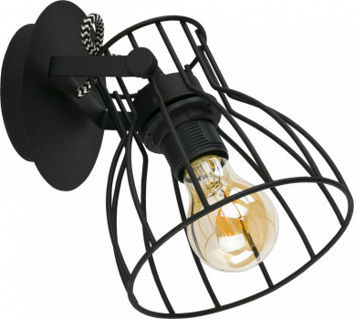 Бра TK Lighting ALANO BLACK 2120
