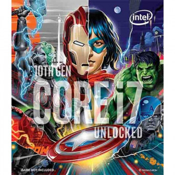 Процессор Intel Core i7 10700KA 3.8GHz (16MB, Comet Lake, 95W, S1200) Box (BX8070110700KA)