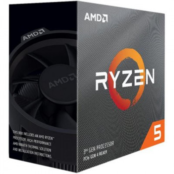 Процесор AMD Ryzen 5 3500X (3.6 GHz 32MB 65W AM4) Box (100-100000158BOX)