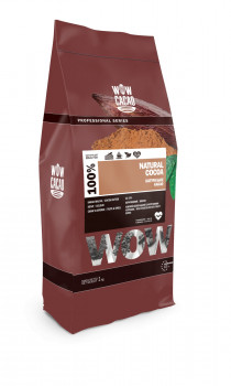 100% Какао WOW CACAO NATURAL 1 кг