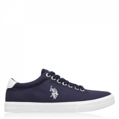 Кеди US Polo Assn US Polo Jaxon Sn02 Blue DROY, 43 (280 мм) (11217755)
