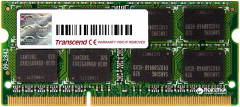 Оперативная память Transcend SODIMM DDR3-1333 4096MB PC3-10600 (TS4GAP1333S)