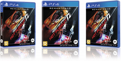 Гра Need For Speed Hot Pursuit Remastered для PS4 (Blu-ray диск, Russian version)