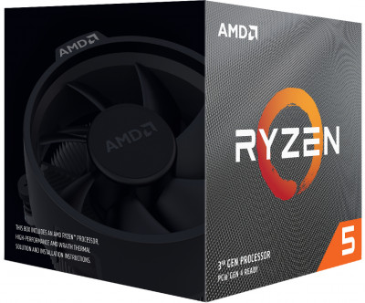 Процесор AMD Ryzen 5 3600XT 3.8 GHz/32MB (100-100000281BOX) sAM4 BOX
