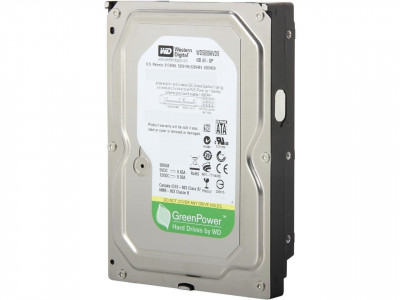 Жорсткий диск Western Digital AV-GP 500GB 32MB WD5000AVDS 3.5 SATA II