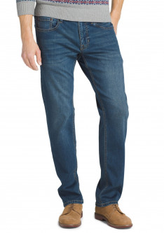 Джинсы IZOD Comfort Stretch FIT 1272983 42-29 Denim Blue