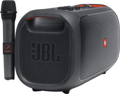 Акустична система JBL PartyBox On-The-Go Black (JBLPARTYBOXGOBEU)