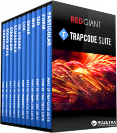 Red Giant Trapcode Suite 13 (электронная лицензия) (TCD-SUITE)