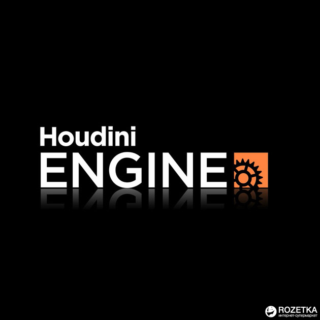 SideFX 5-Pack of Houdini Engine Local Access License 1 год (электронная лицензия) (Houd-Eng)