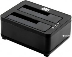 "Док-станция Agestar для HDD 2.5""/3.5"" USB 3.0 (3UBT8 Black)"