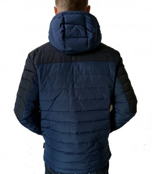 Пуховик чоловічий JACK WOLFSKIN RICHMOND DOWN JACKET MEN JW1203432 Navy