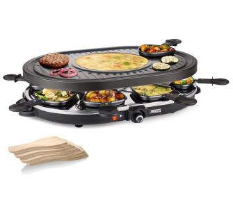 Электрогриль Princess 162700 Raclette 8 Oval Grill Party