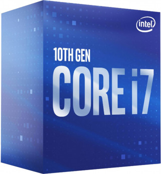 Процесор Intel Core i7-10700K 3.8GHz/16MB (BX8070110700K) s1200 BOX