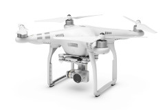 Квадрокоптер DJI Phantom 3 Advanced White (EB-02376)