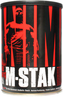 Потенцер Universal Nutrition Animal M-Stak 21 пакетик (039442030283)