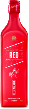 Віскі Johnnie Walker Red label Icon 4 роки витримки 0.7 л 40% (5000267179902)