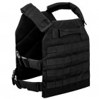 Плитоноска Armoline Plate Carrier BLACK - зображення 3