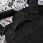 Плитоноска Armoline Plate Carrier BLACK - зображення 5