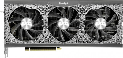 Palit PCI-Ex GeForce RTX 3090 GameRock 24GB GDDR6X (384bit) (1395/19500) (HDMI, 3 x DisplayPort) (NED3090T19SB-1021G)