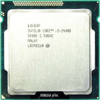 Процесор Intel Core i5-2400S 2.50 GHz/6M/5GT/s (SR00S) s1155, tray