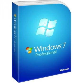 MS Windows 7 Professional SP1 32-bit Russian DVD OEM (FQC-04671)