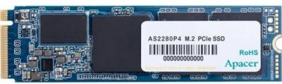 SSD-накопитель Apacer M.2 2280 256GB (AP256GAS2280P4-1)