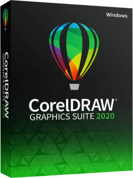 CorelDRAW Graphics Suite 2020 Single User Business License RU/EN/TR версія на 1 ПК (електронний ключ) (LCCDGS2020ML)